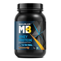 MuscleBlaze Whey Protein Cafe Mocha