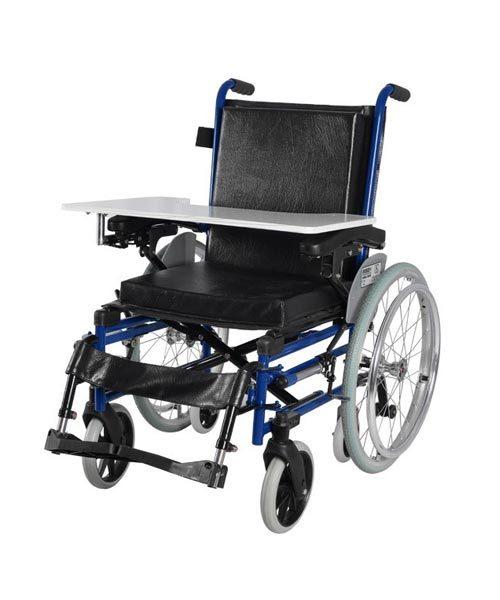 Vissco-Champ-Wheelchair-With-Writing-Pad