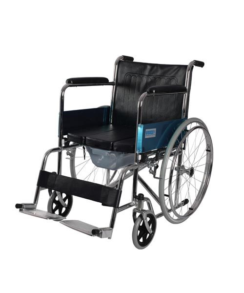 Vissco-Comfort-Lite-Wheelchair-with-Commode