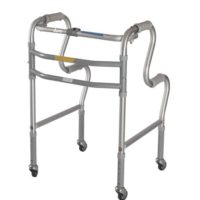 vissco dura step walker with wheel