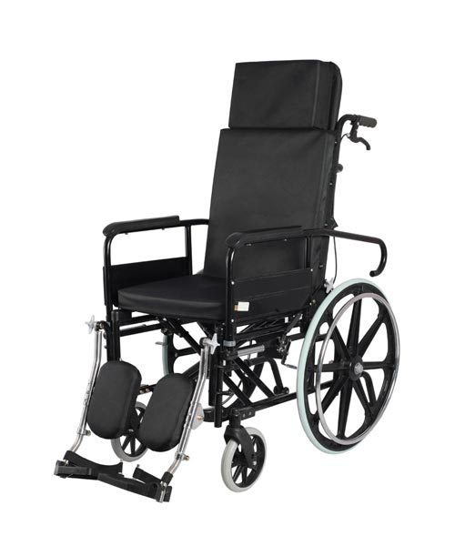 Vissco-Imperio-Reclining-Wheelchair-with-Elevated-Footrest