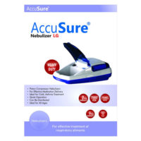 Accusure nebulizer