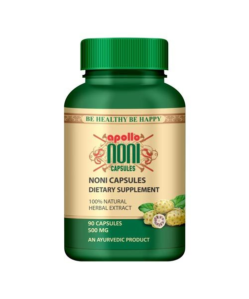 Apollo-Noni-Natural-Herbal-Extract-Capsules-500-mg-(90-Capsules)