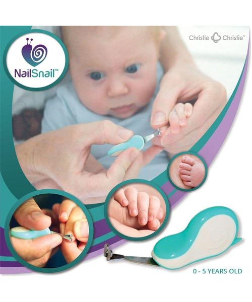 Nail-Snail-Baby-Nail-Trimmer-Turquoise-2