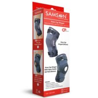 Samson Knee Cap Hinged With Open Patella Gel Pad (Deluxe)