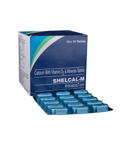 Shelcal-M-Tablet