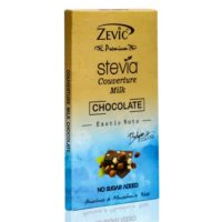 Zevic Couverture Milk Chocolate (Macadamia & Hazelnut)