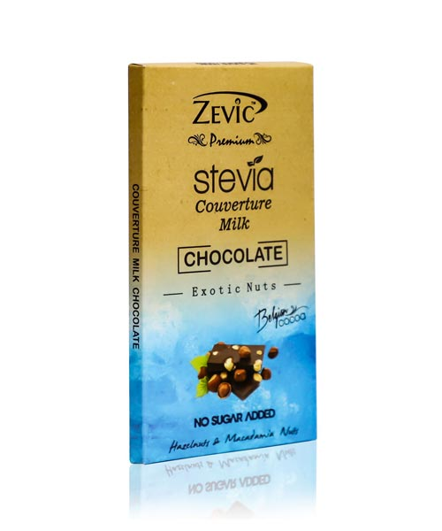 Zevic Couverture Milk Chocolate