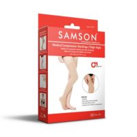 Samson Medical Compression Stockings (Thigh High)