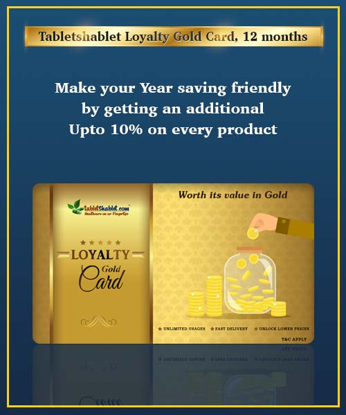 TabletShablet Gold Card