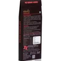 Zevic Stevia Chocolate with Roasted Almonds