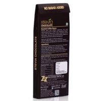 Zevic Stevia Chocolate with Roasted Coffee Beans