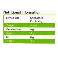 Zevic Stevia Zero Calorie Sachets