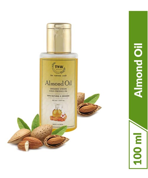 TNW - The Natural Wash Almond Oil
