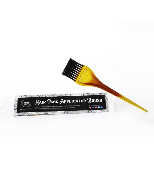 TNW - The Natural Wash Hair Pack Applicator Brush