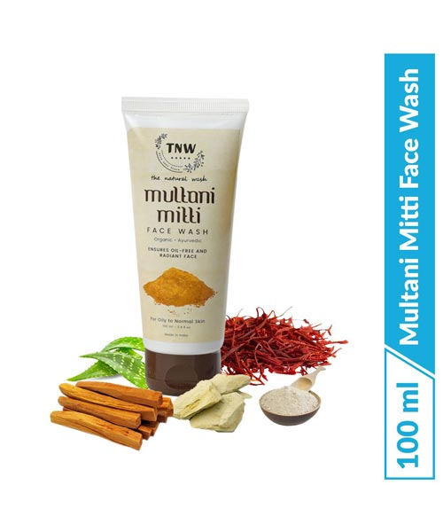 TNW - The Natural Wash Multani Mitti Face Wash