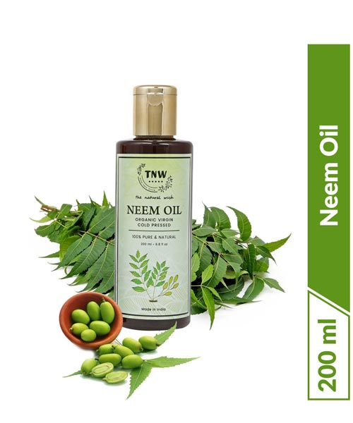 TNW - The Natural Wash Neem Oil