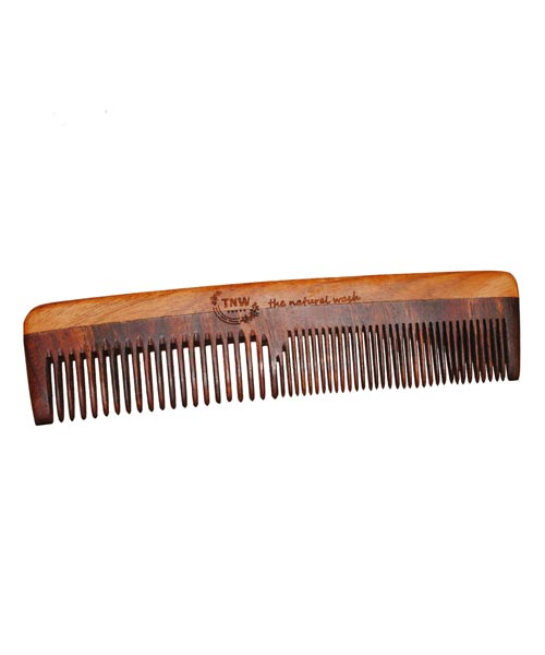 TNW - The Natural Wash Neem Comb 2 in1