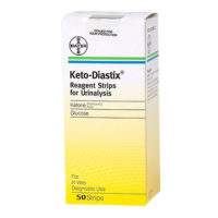 Bayer Diastix Reagent Strips for Urinalysis 50 Strips