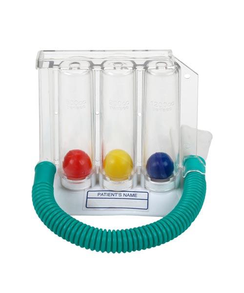 Equinox Spirometer Lung Exerciser