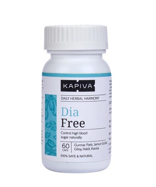 Kapiva-Dia Free Capsules