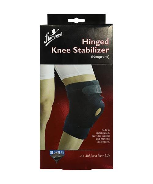 Hinged-Knee-Stabilizer-Neoprene-Common-For-Left-&-Right-Knee-(Code-Oc-2364-)
