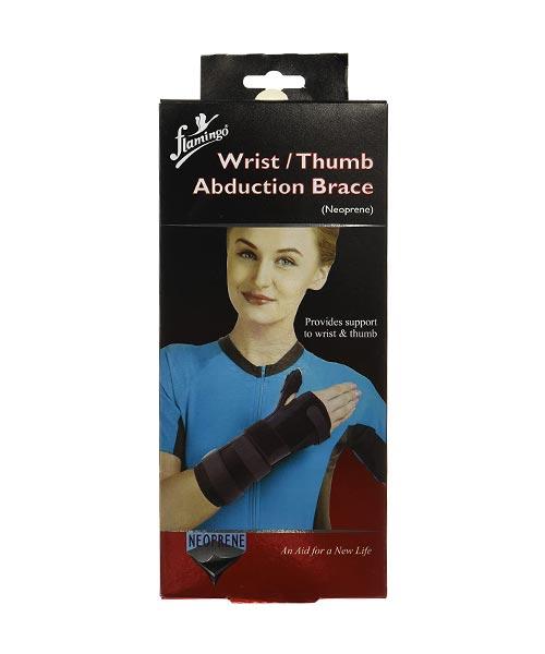 WRIST-THUMB-ABDUCTION-BRACE-(NEOPRENE,--OC--2373,Common-for-left-&-right-wrist)