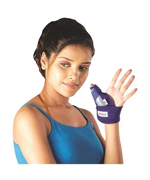 Wrist-Thumb-Brace-(Neoprene,-Code--Oc-2369,Common-For-Left-&-Right-Wrist)