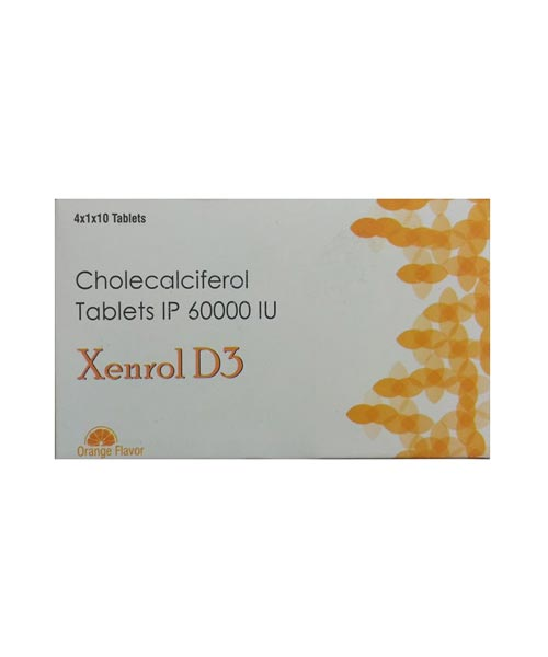 Xenrol-D3-Tablet