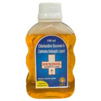 Hexinol Antiseptic Liquid 100ml