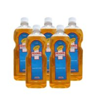 Hexinol Antiseptic liquid (1 Litre) - Pack of 5