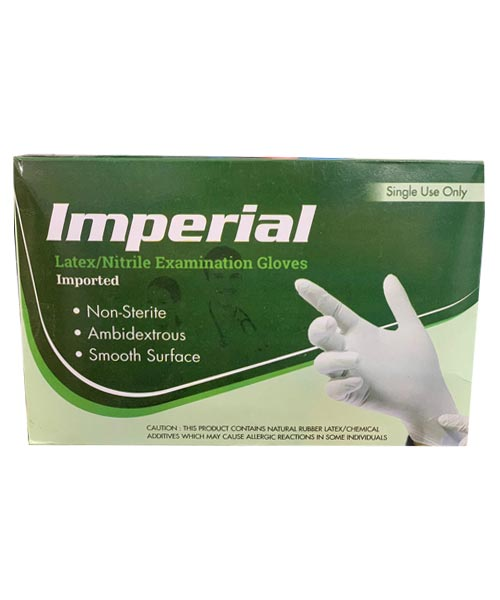 Imperial Nitrile Hand Gloves