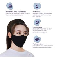 Sanfe Cloth Face Mask