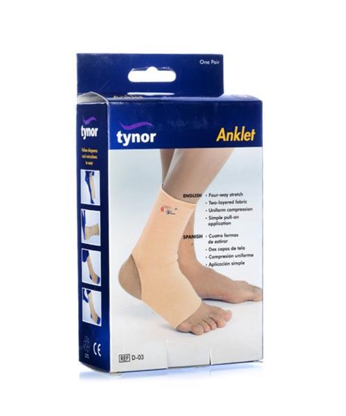 Tynor-D-03-Anklet-(Pair)---L-M-S