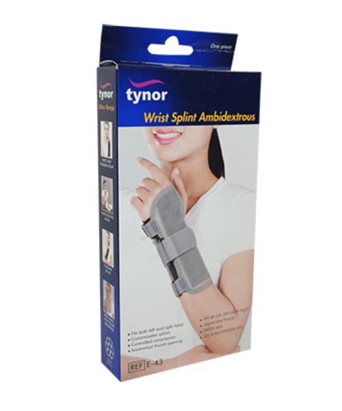 Tynor-E-43-Wrist-Splint-(Ambidextrous)---L-M-S-XL