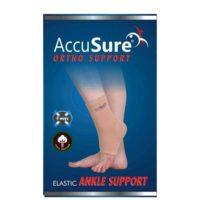 accusure elastic anklet