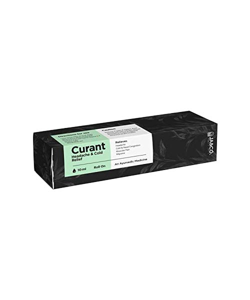 Curant Instant Headache Relief Roll-On