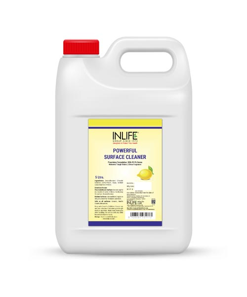 Inlife Disinfectant Powerful Surface & Floor Cleaner