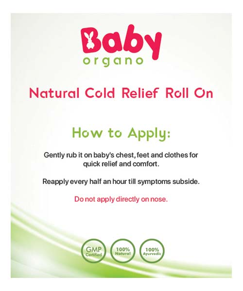Cold Relief Roll on