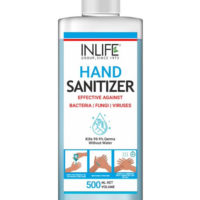 INLIFE 70% Alcohol Based Hand Sanitizer 500ml