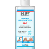 INLIFE Gel Based Hand Sanitizer 70% Alcohol