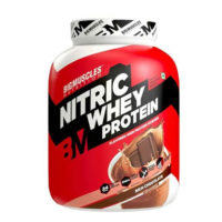 BigMuscles Nitric Whey Cafe Mocha