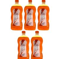 Fast Aid Antiseptic liquid 1 Litre (Pack of 5)