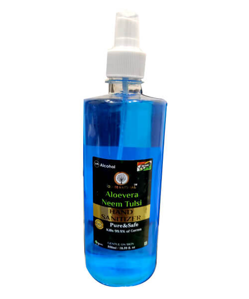 Khadi Hand Sanitizer 550ml