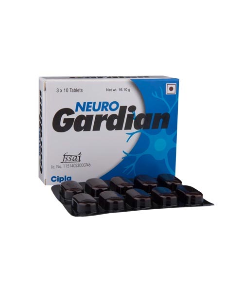 Neuro-Gardian-Tablet