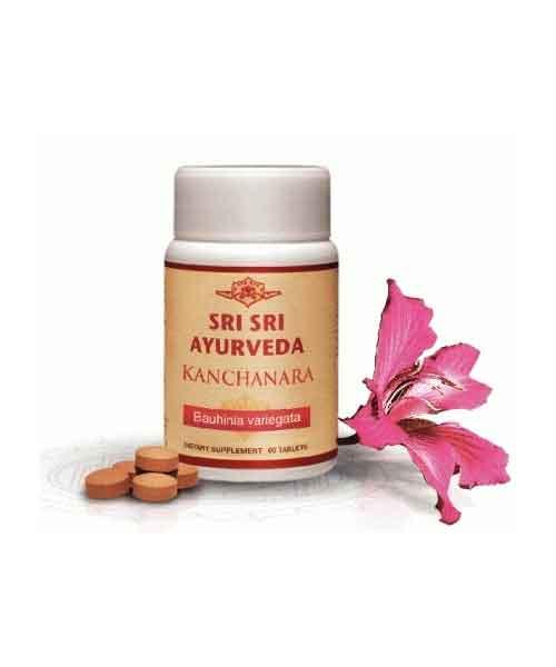 Sri-Sri-Ayurveda-Kanchanar-Tablets