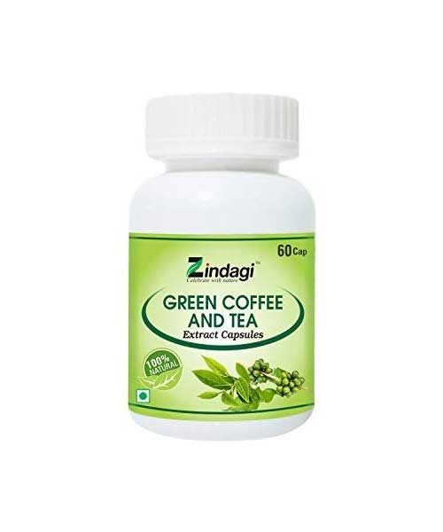 Zindagi-Green-Coffee-and-Tea-Capsules---Natural-Capsules-For-Better-Health---60-Capsules