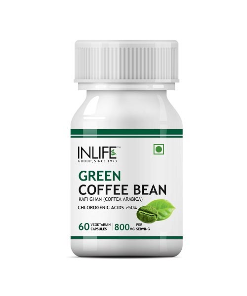 Inlife-Green-Coffee-Bean-Extract-(50%-Chlorogenic-Acid)