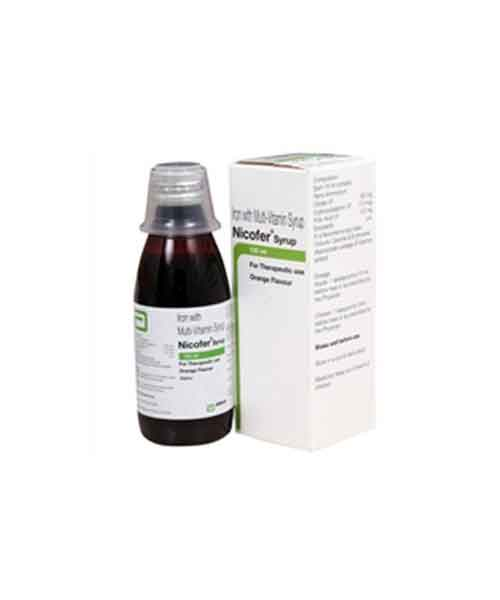 Nicofer-Syrup-200-ML