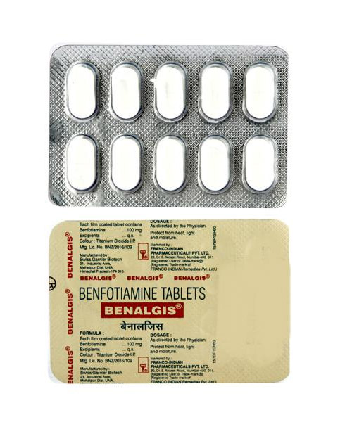 Benalgis-Tablet-10's